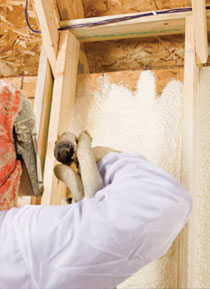 Buffalo Spray Foam Insulation Services and Benefits